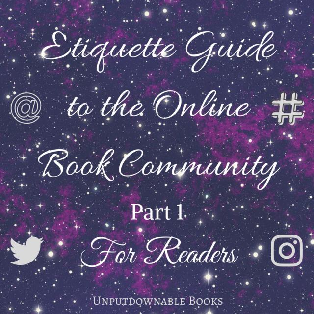 Etiquette Guide Part 1