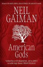 American Gods (Book Cover)