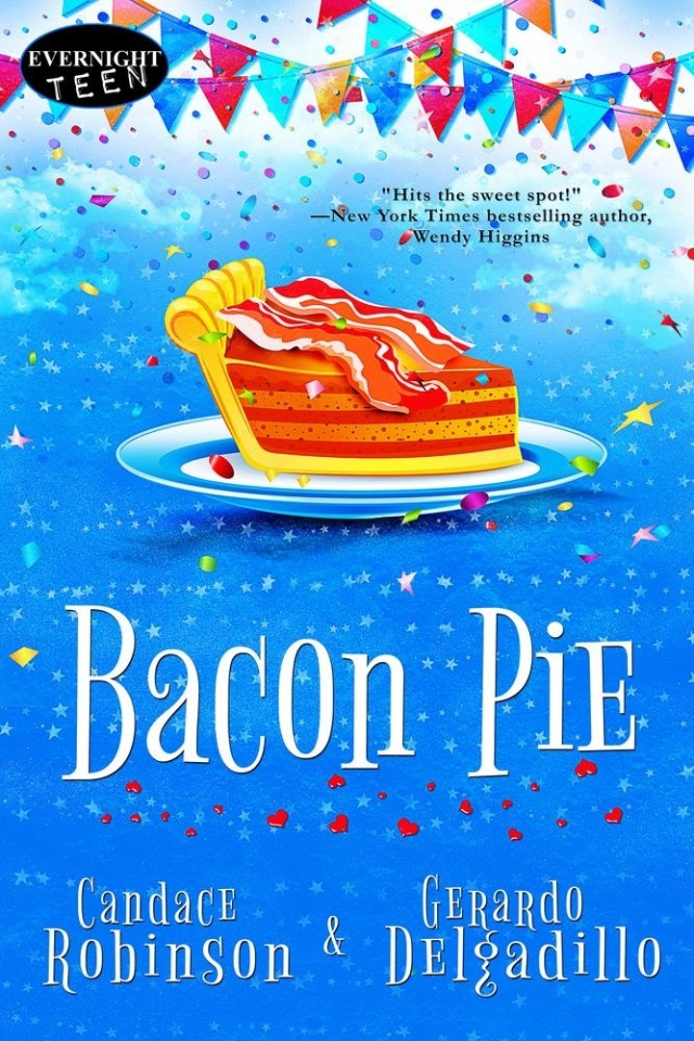 Bacon Pie (Book Cover)
