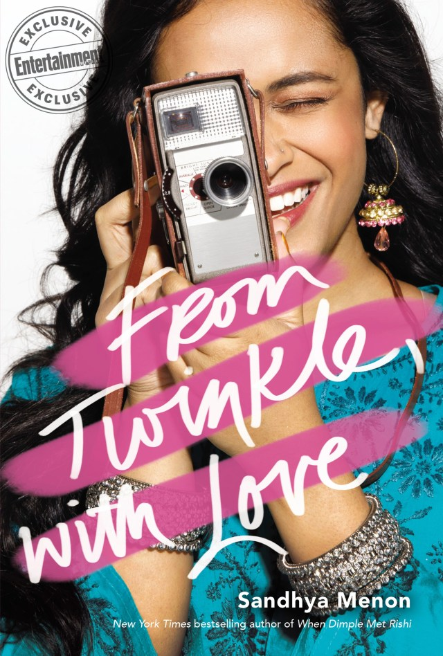 From Twinkle, With Love (Book Cover)