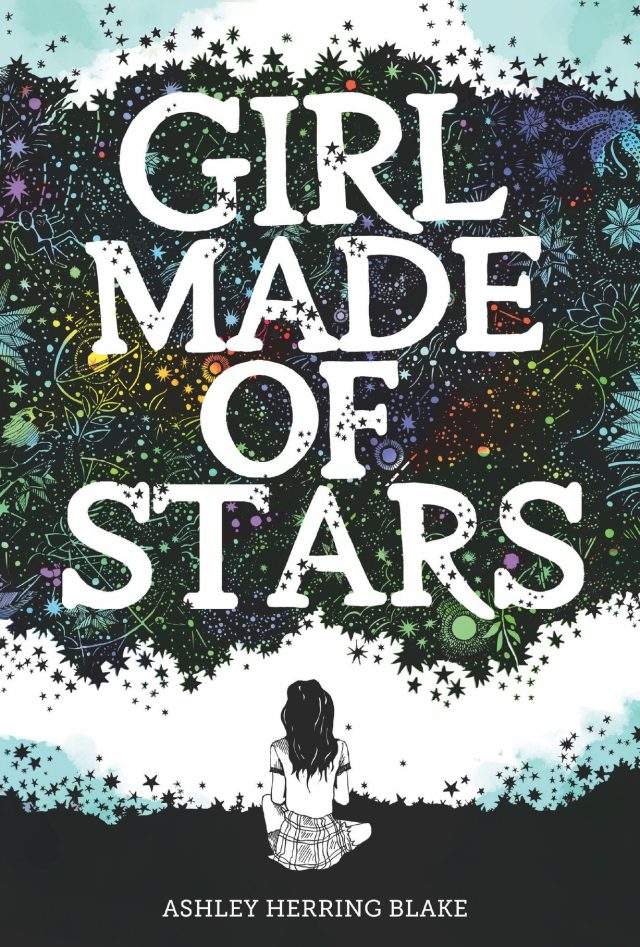 Girl Made of Stars (Book Cover)