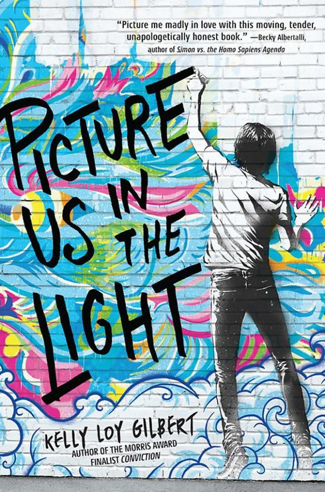 Picture Us in the Light (Book Cover)