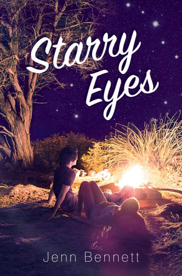 Starry Eyes (Book Cover)