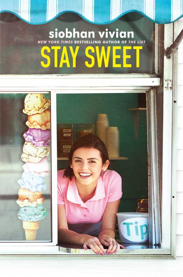 Stay Sweet (Book Cover)