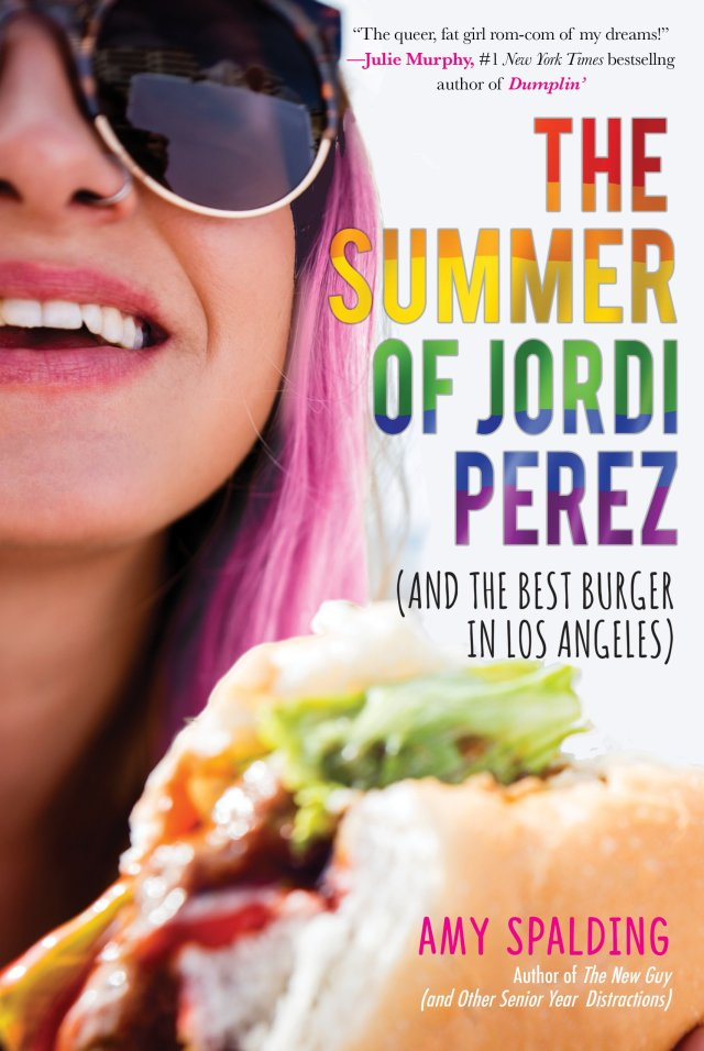 The Summer of Jordi Perez (Book Cover)
