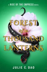 Forest of a Thousand Lanterns (Book Cover)