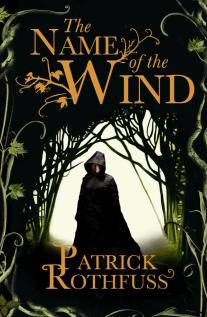 The Name of the Wind (Book Cover)