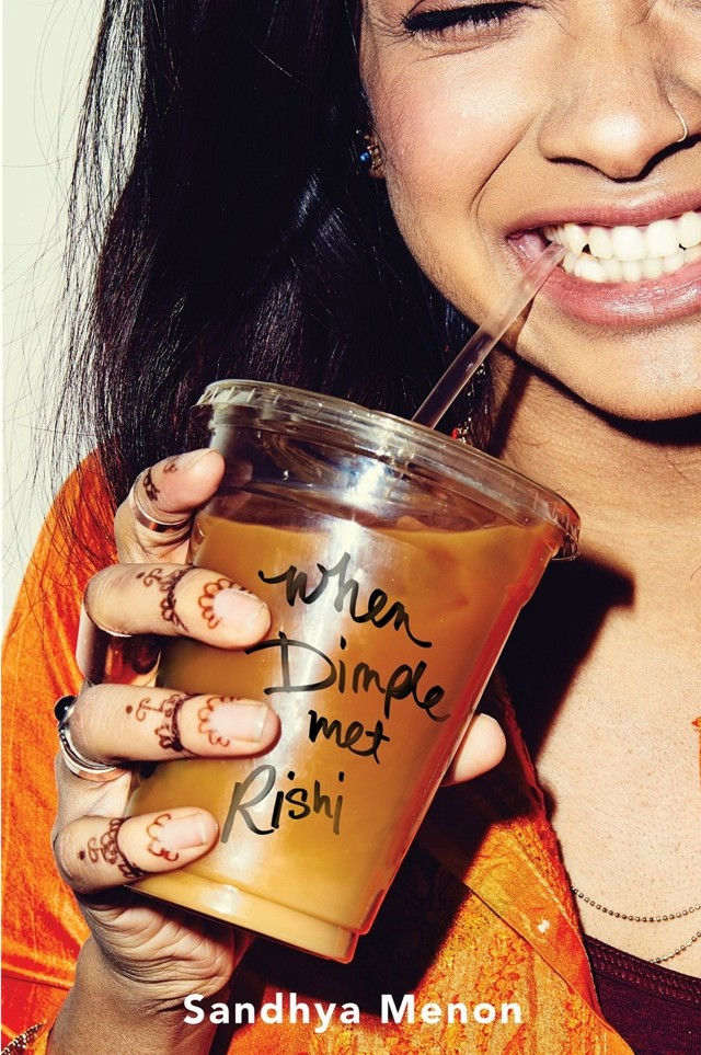 When Dimple Met Rishi (Book Cover)