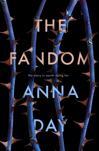 The Fandom (Book Cover)