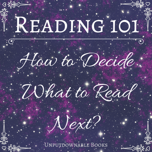 Reading 101 - Next Read