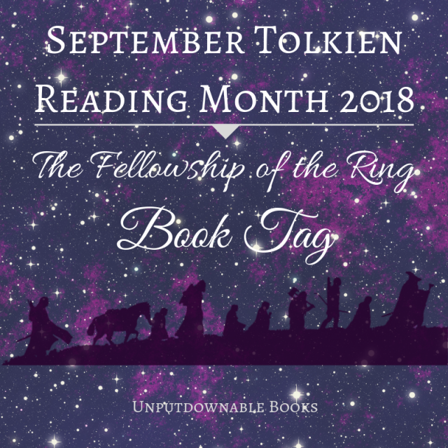 STRM - Fellowship Book Tag