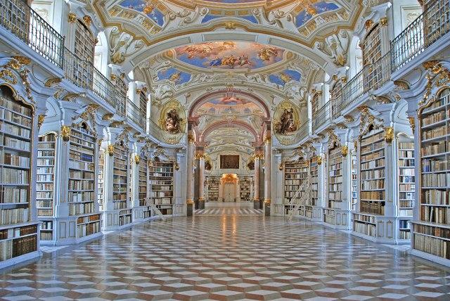 Admont Abbey Austria 1