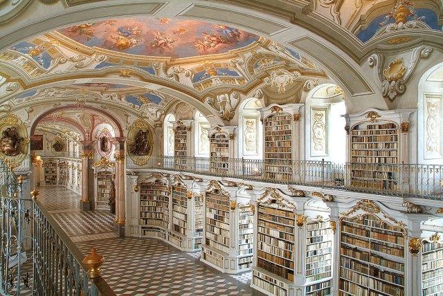 Admont Abbey Austria 2