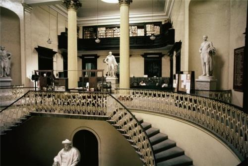 Asiatic Society Mumbai Library 1