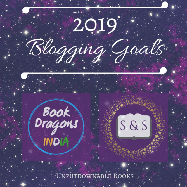 2019 Blogging Goals